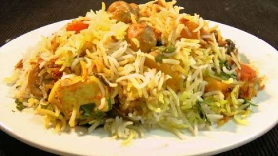 Sabzi Ki Biryani Recipe In Urdu