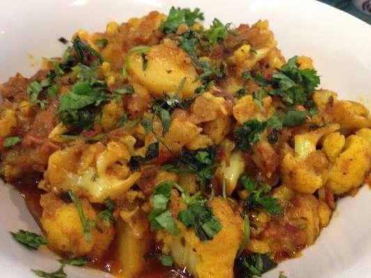 Gobhi Gosht Recipe In Urdu