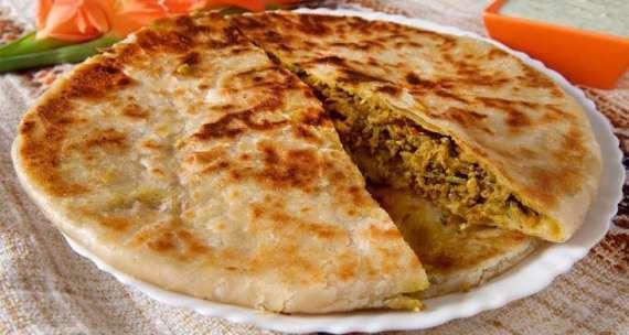 Meetha Paratha Zafrani Recipe In Urdu