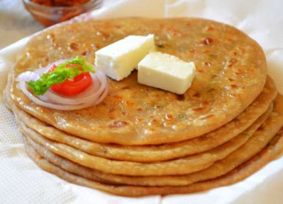 Mooli Wala Paratha Recipe In Urdu