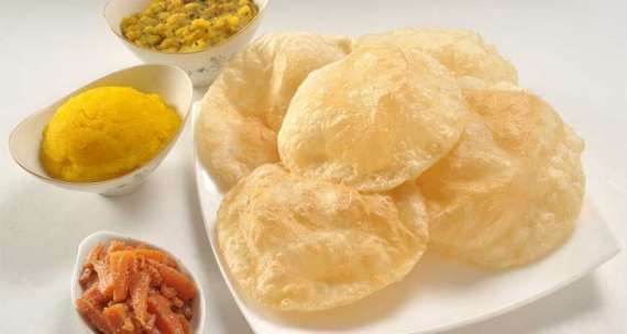 Shakarkandi Poori Recipe In Urdu