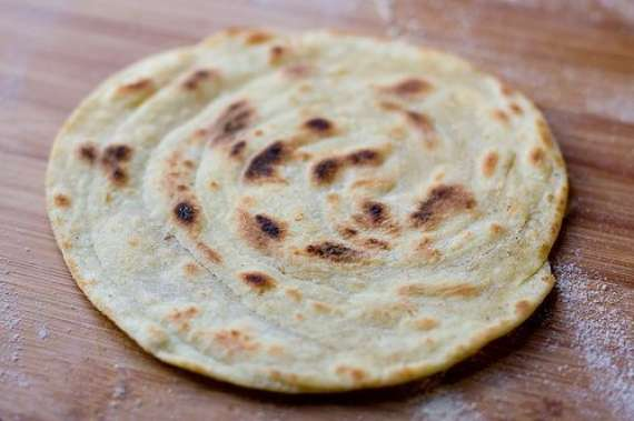 Roti Meethi Shakarkandi Wali Recipe In Urdu