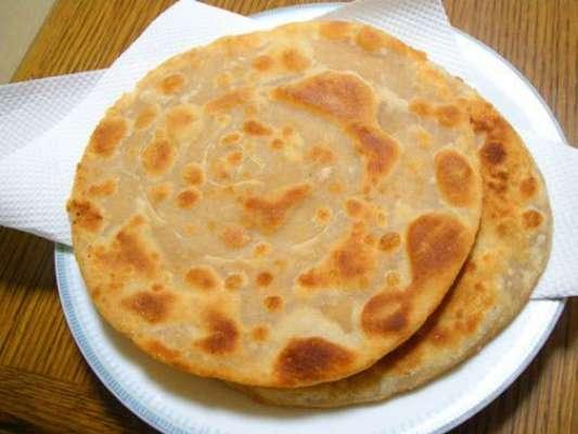 Paratha Sada Recipe In Urdu