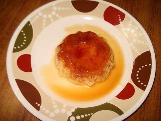 Egg Cream Pudding Recipe In Urdu