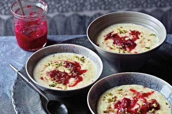Rose Pudding Recipe In Urdu