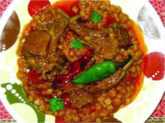 Sadah Gosht Recipe In Urdu