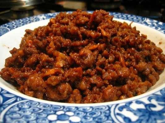 Masala Dar Gosht Recipe In Urdu
