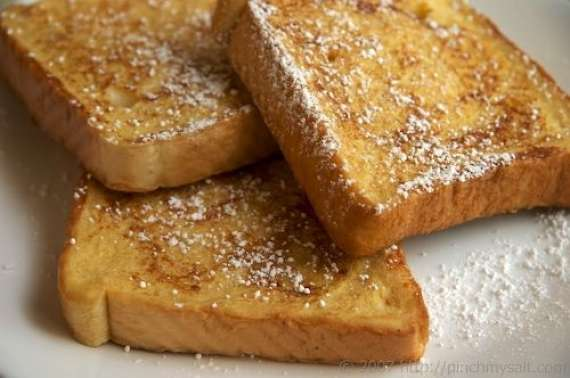 Favorite French Toast Recipe In Urdu