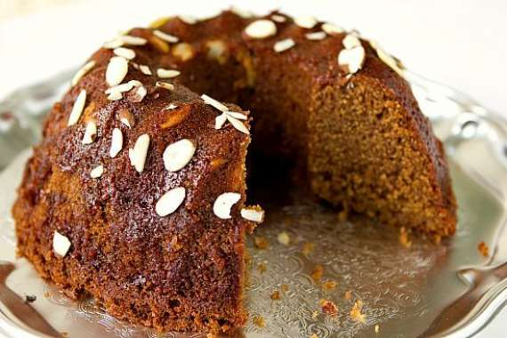 Cake Murabba Wala Recipe In Urdu