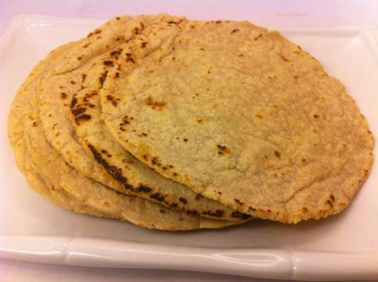 Roti Roghni (Chapati) Recipe In Urdu