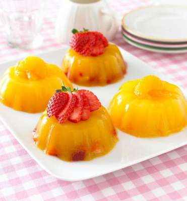 Fruits Jelly Recipe In Urdu