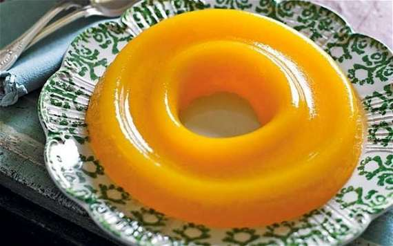 Orange Cream Jelly Recipe In Urdu