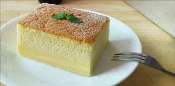 Cake Custard Recipe In Urdu