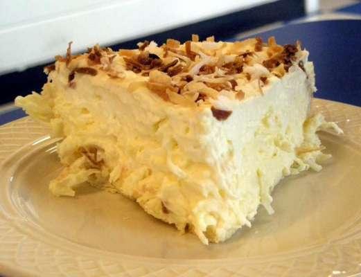 Coconut Custard Recipe In Urdu