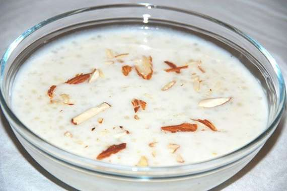 Badami Kheer Recipe In Urdu