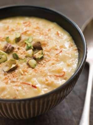 Khoya Kheer Recipe In Urdu