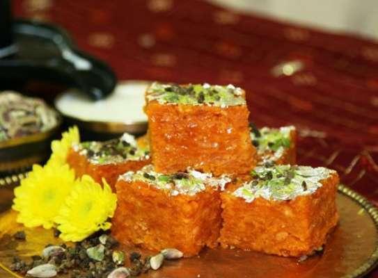 Khoya Gajrela Recipe In Urdu