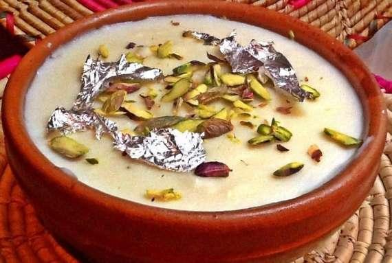Instant Firni Recipe In Urdu