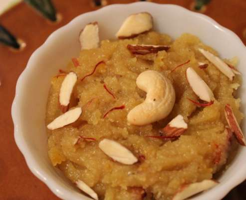Badam Ka Halwa 2 Recipe In Urdu