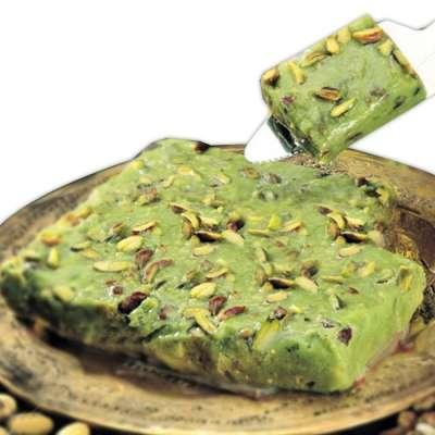 Pista Halwa Recipe In Urdu