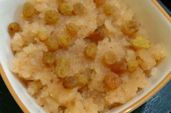 Sooji Halwa Recipe In Urdu