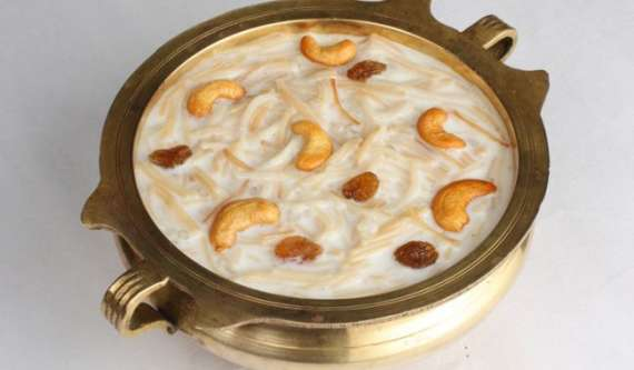 Sheer Khurma Eid Recipe In Urdu