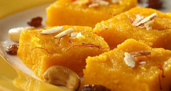 Halwa Of Eggs Recipe In Urdu