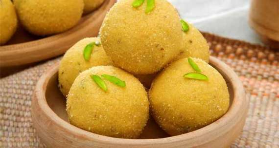 Boondi Ke Ladoo Recipe In Urdu