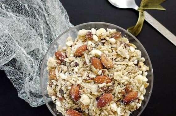 Panjeeri Recipe In Urdu