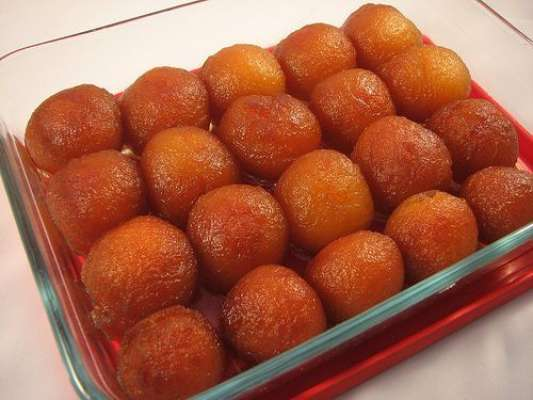 Gulab Jamun Plain Recipe In Urdu
