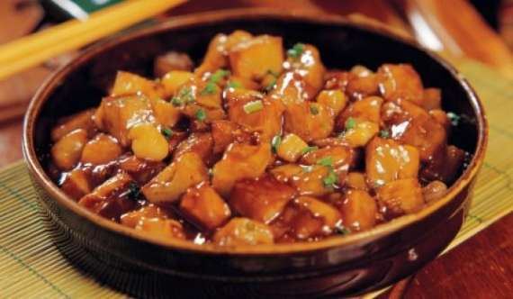 Hawaian Chinese Chicken Recipe In Urdu