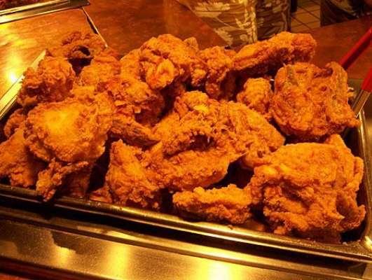 Fried Chicken Recipe In Urdu