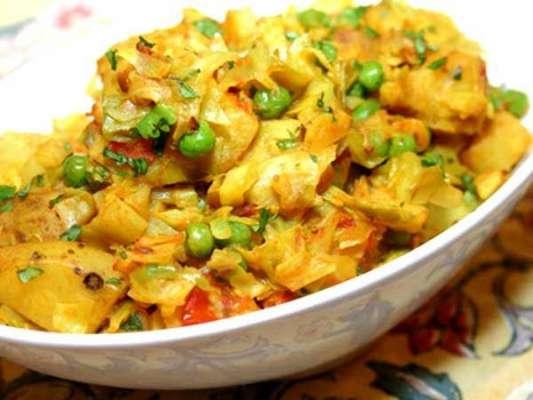 Chicken Sabzi (veggie Chicken) Recipe In Urdu