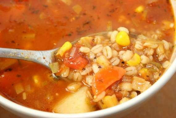 Barley Soup Recipe In Urdu