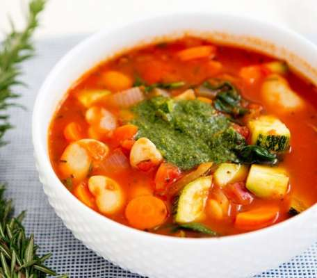 Gorda Aur Sabzi Soup Recipe In Urdu