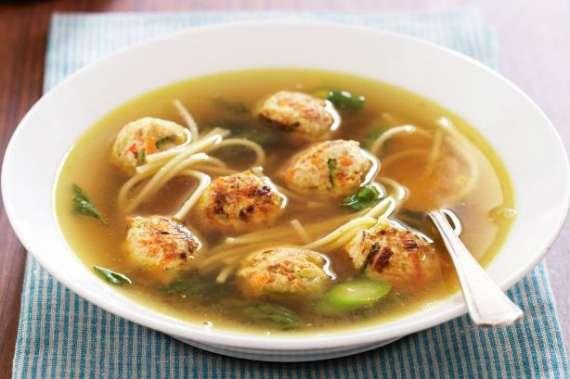 Meat Ball Soup Recipe In Urdu