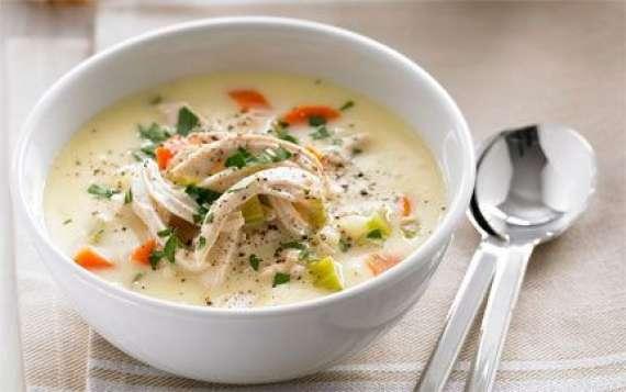 Chicken Cream Soup Recipe In Urdu