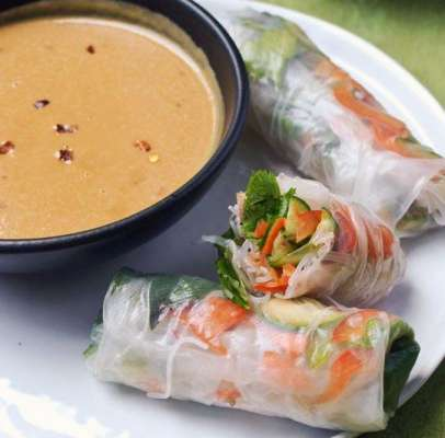 Spring Roll Recipe In Urdu