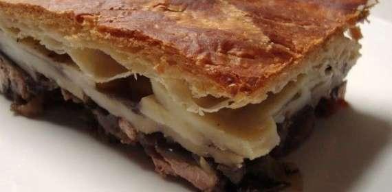 Sunflower Meat Pie Recipe In Urdu