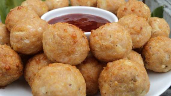 Chicken Balls Recipe In Urdu