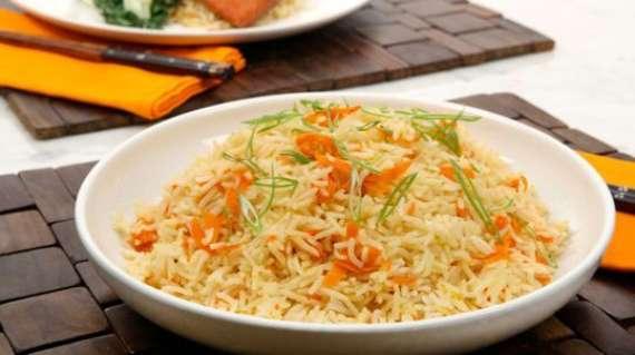 Rainbow Rice Recipe In Urdu