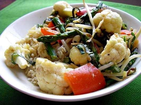 Mukhtalif Sabzion Ki Dish Recipe In Urdu