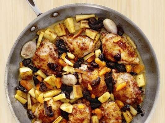 Chicken With Peanuts Recipe In Urdu