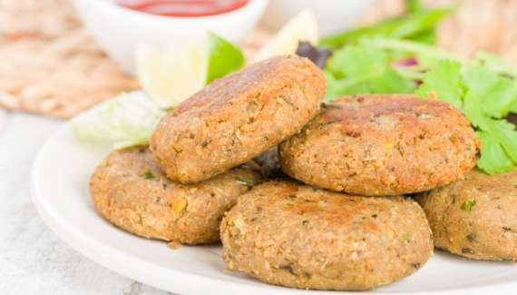 Sabzi Aur Kabab Recipe In Urdu