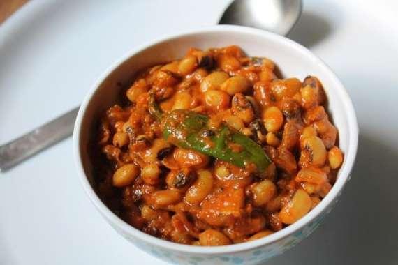 Chicken Lobia Recipe In Urdu