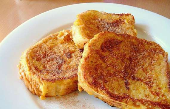 Easy French Toast Recipe In Urdu