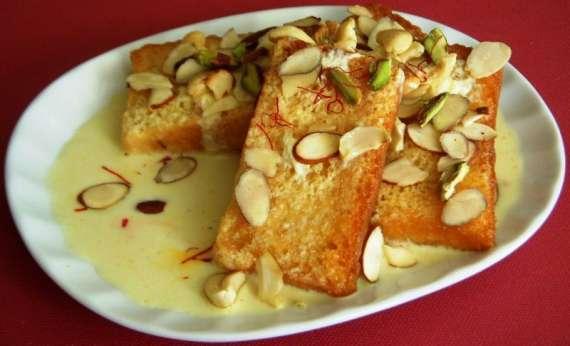 Khubani Badam Ka Meetha Chokor Recipe In Urdu