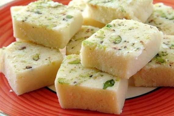 Dahi Ki Barfi Recipe In Urdu