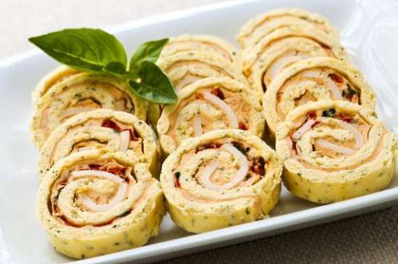 Sandwiche And Rolls Recipe In Urdu