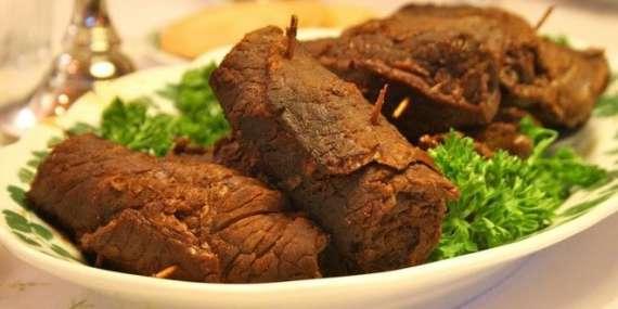Gosht In Gobhi Leaves  Recipe In Urdu